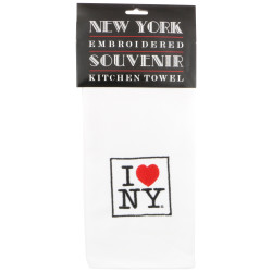 I Love NY Kitchen Towel