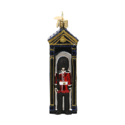 London Guard Christmas Ornament