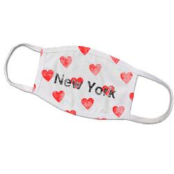 Love New York NY Face Mask
