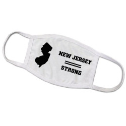New Jersey Strong Face Mask