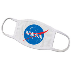 Official Logo NASA Face Mask