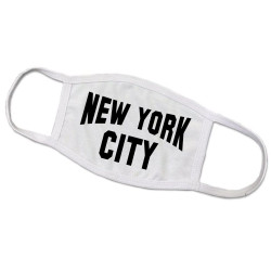 New York City Face Mask (John Lennon Style)