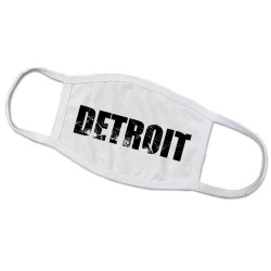 Detroit Face Mask