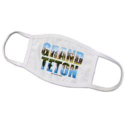Grand Teton National Park Face Mask