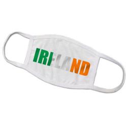 Ireland Flag Face Mask