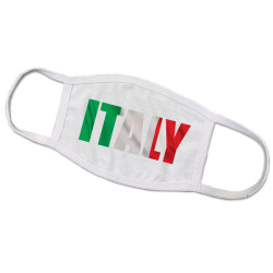 Italy Flag Face Mask