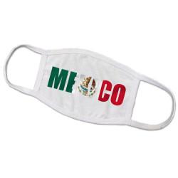 Mexico Flag Face Mask