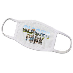 Glacier National Park Face Mask