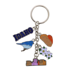 Idaho Key Chain
