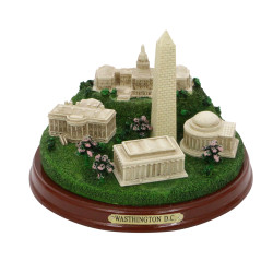 Washington DC Landmarks Replica