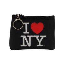 I Love NY coin purse