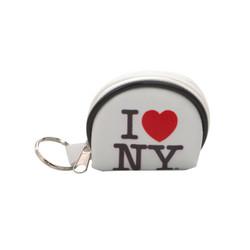 I Love NY Key Chain Coin Purse