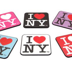I Love NY Coasters