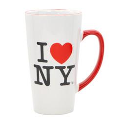 I Love NY Java Mug (latte, coffee)