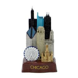 Chicago Replica Skyline