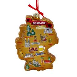 Germany Christmas Ornament