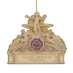 Grand Central Terminal Christmas Ornament