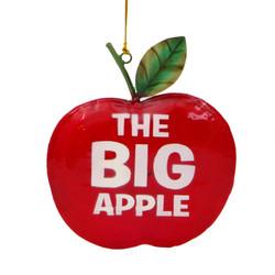 Big Apple NYC Christmas Ornament