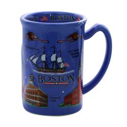 Boston Mug Ceramic Landmarks 14oz