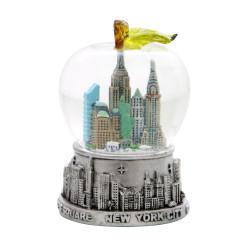 Big Apple NYC Snow Globe