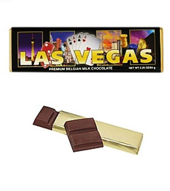 Las Vegas Chocolate Bar (Case of 24)