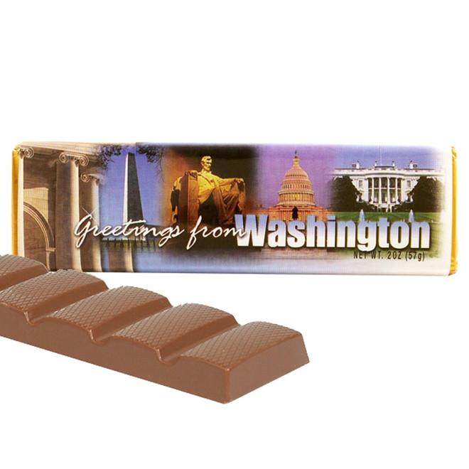 Washington, DC Chocolate Bar (Case of 24)