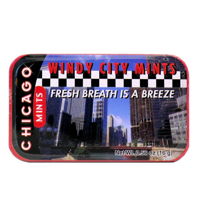 Chicago Mint Tin