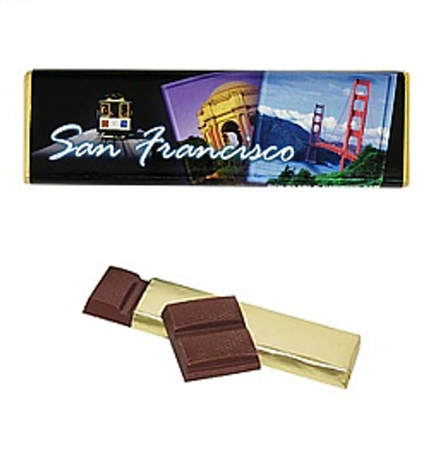San Francisco Chocolate Bar (Case of 24)