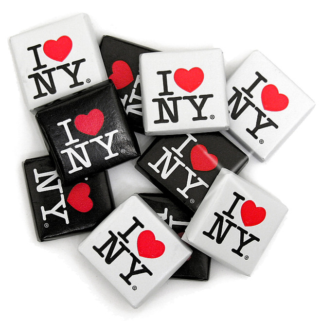 I Love NY Chocolates