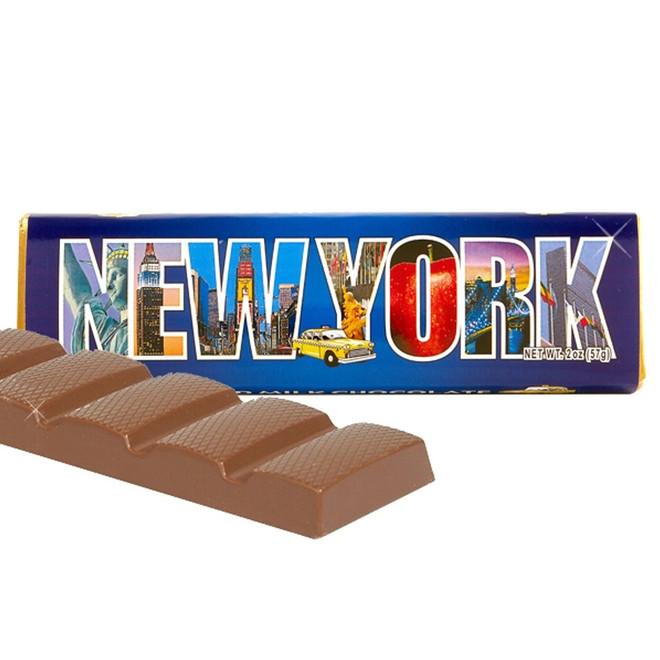 New York City Chocolate Bars