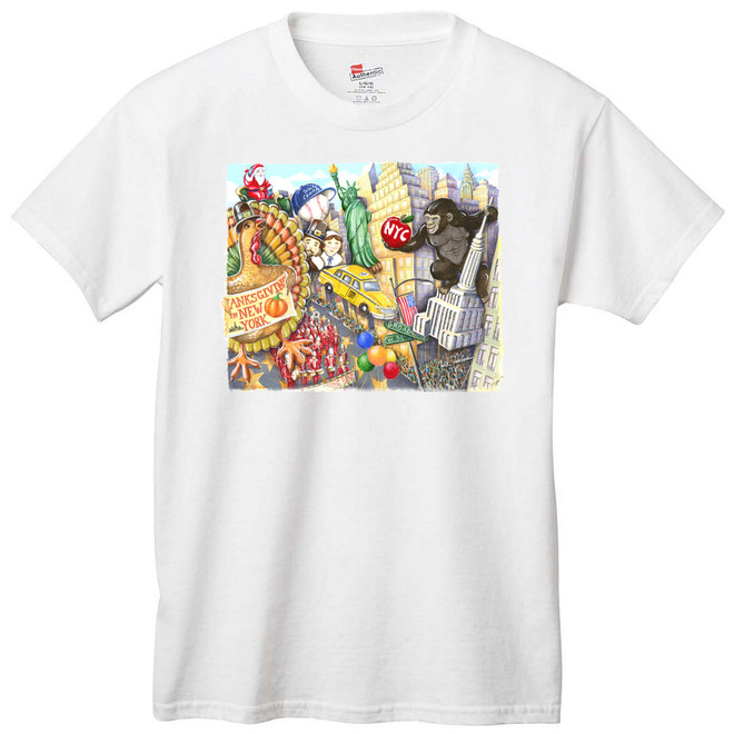NYC Thanksgiving Day Parade T-Shirt