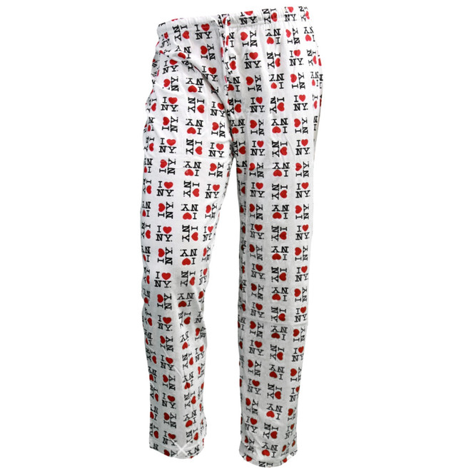 I Love New York Pajamas, Pants