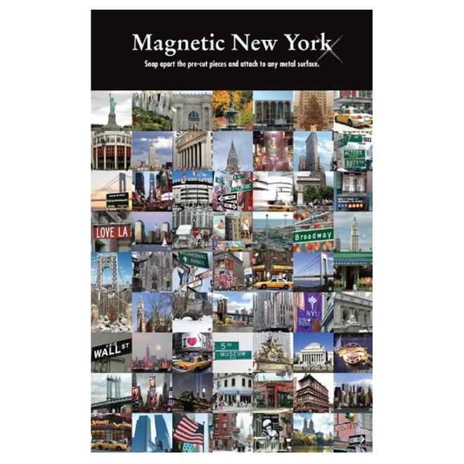 New York City Magnet Sheet