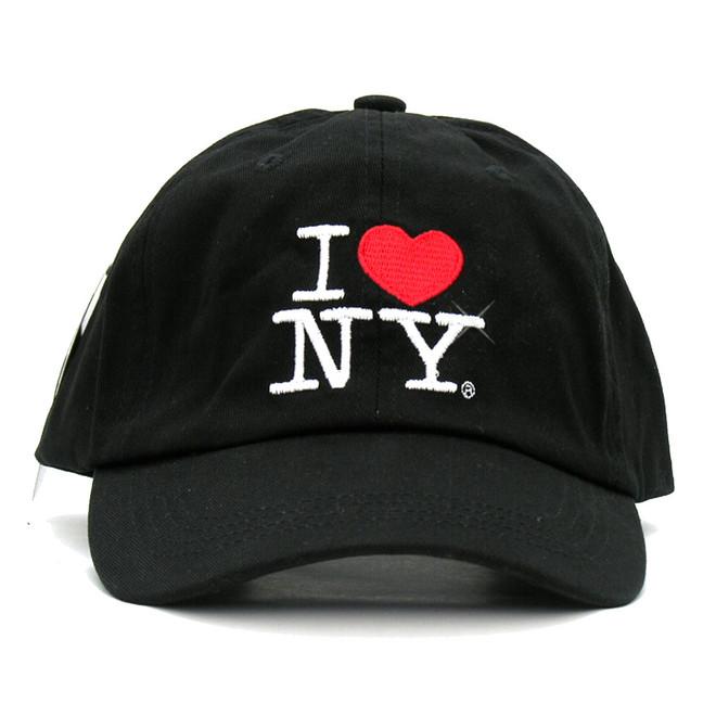 Black I Love NY Cap, Hat