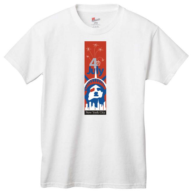 New York City July 4th T-Shirt