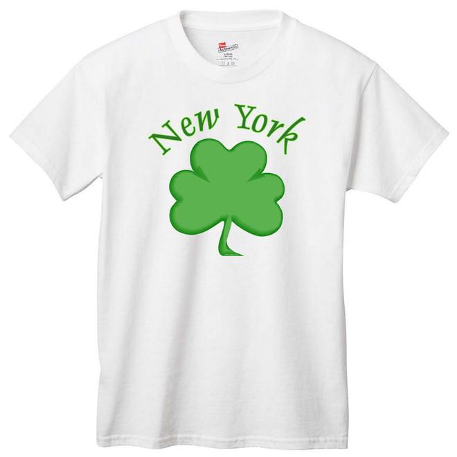 Irish New York T-Shirt
