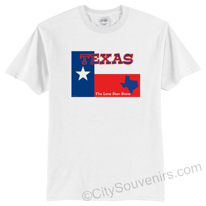 Texas Block Youth T-Shirt