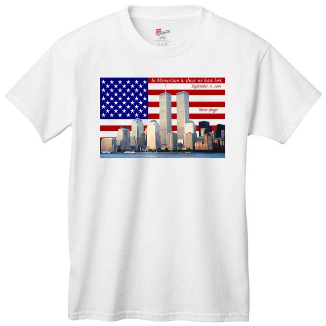 Memorial World Trade Center T-Shirt