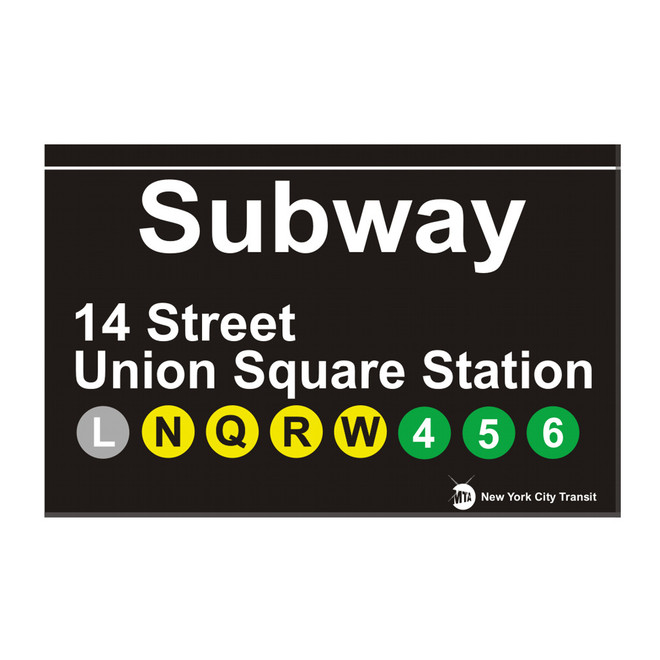 14th Street Union Square Magnet