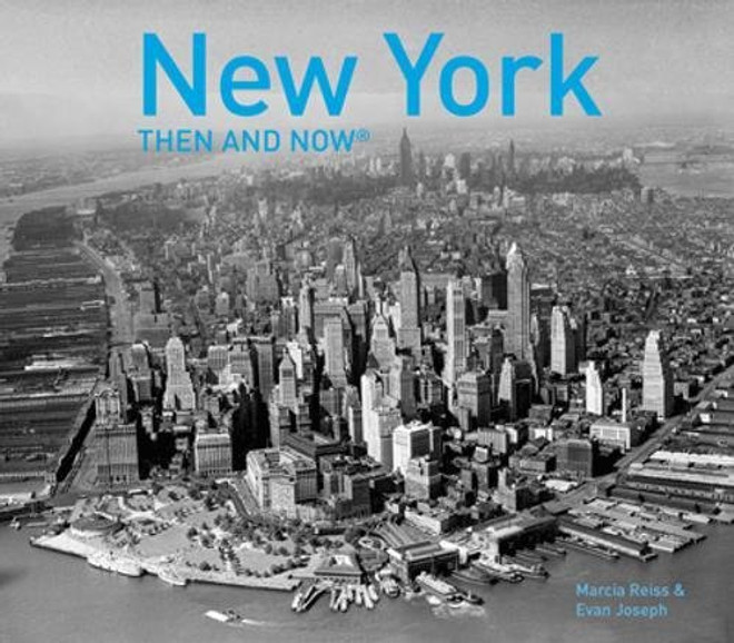 Then and Now: New York City Photography Book