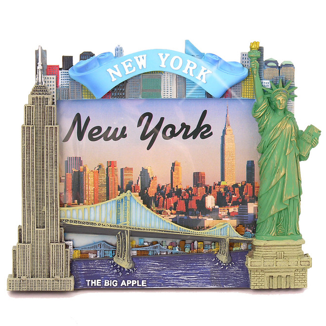 Skyline NY picutre Frame