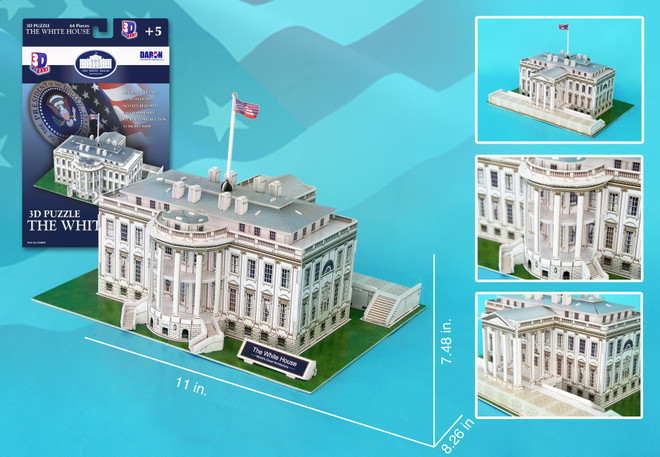 White House Puzzle DC