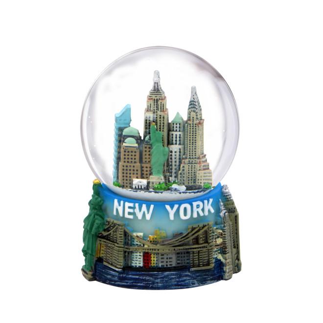 Mini New York City Snow Globe