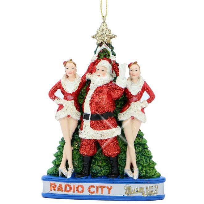 Radio City Christmas Spectacular Christmas Ornament - Radio City Christmas Spectacular Ornament