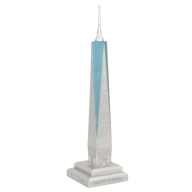 15 Inch Freedom Tower Statues