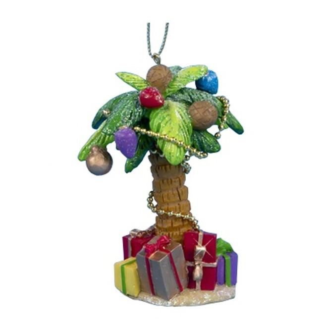 Palm Tree Christmas Ornaments - Palm Tree Christmas Ornament