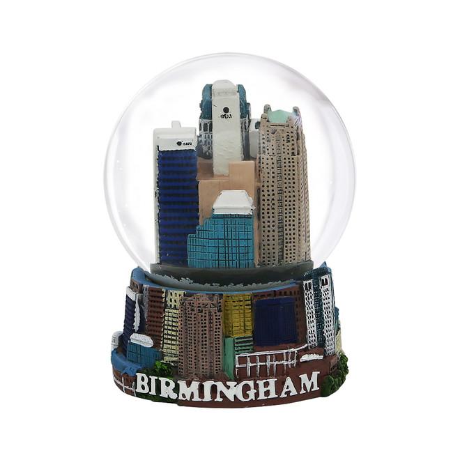 65mm Birmingham, Alabama Snow Globe