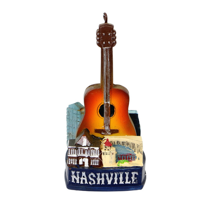 Nashville Icons Christmas Ornament