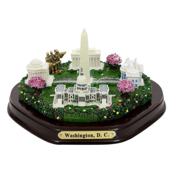 Washington DC Landmarks Executive Desk Model 6 Inches