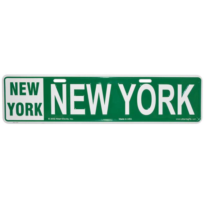 New York Street Sign